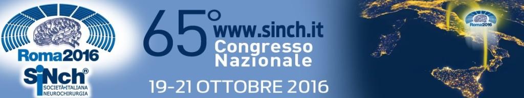 2016 Roma 65° congresso nazionale - sinch