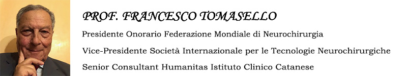 Prof. Francesco Tomasello – Neurochirurgo Logo